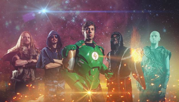 GLORYHAMMER Tour 2018