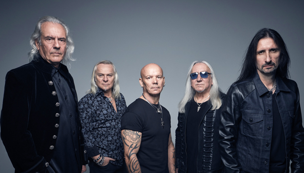 URIAH HEEP - with special guests: The Zombies