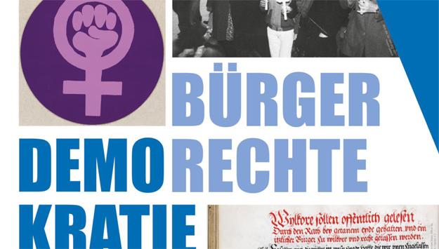 """""""Demokratie und Bürgerrechte"""" in Regenstauf"""