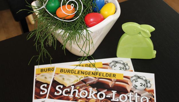 Start der beliebten Wifo-Schoko-Lotterie zu Ostern