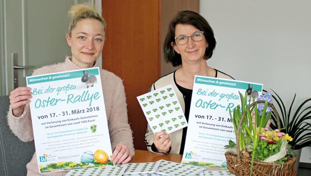 Oster-Rally startet bei der WG Maxhütte-Haidhof