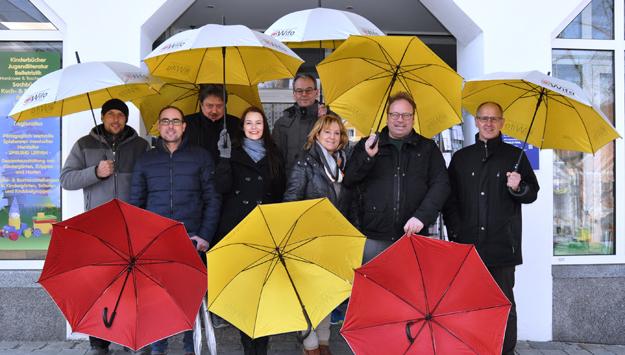 """Wifo Burglengenfeld: """"Wir lassen Sie nicht im Regen stehen"""""""
