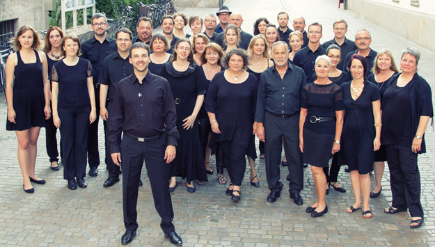 "Gospelkonzert mit ""Deliverance"" in der Christuskirche"
