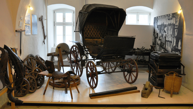 Für Kinder und Jugendliche: Rallye durch das Museum