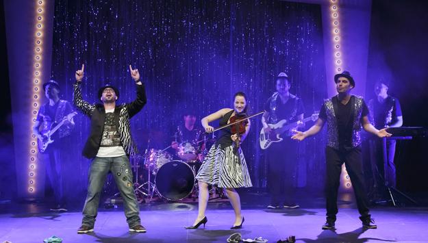 AZZURRO - Italo-Pop-Revue im VAZ