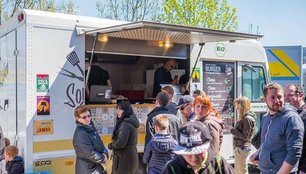 Kulinarische Erlebnisse aus dem Food Truck!