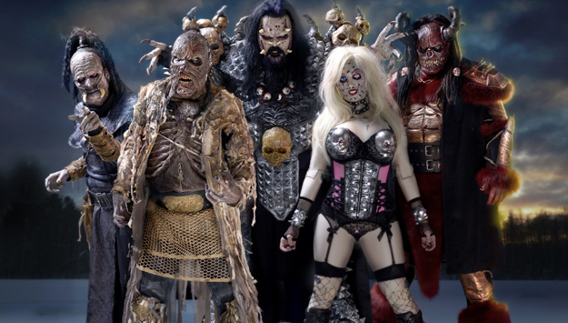 LORDI - Sexorcism Tour 2018 - im VAZ