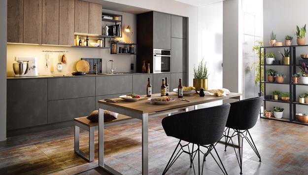 3-D-Küchenplanung bis ins kleinste Detail bei Möbel Geigl