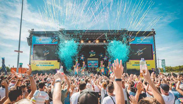 Infos zu der größten Sommer-Open-Air 90er Party Deutschlands – Die 90er Live