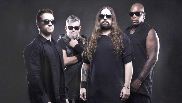 "Sepultura - ""Machine Messiah Sommer Tour 2018"" im VAZ"