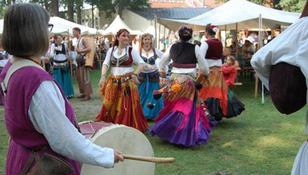 8. Mittelalterfest zu Tiubelitze