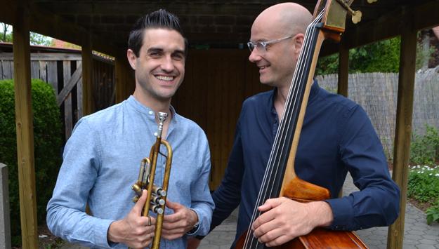 Live – Talk & Music -Dominik Glöppl zu Gast bei Sven Faller
