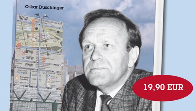 """Buchvorstellung: """"Hans Schuierer – Symbolfigur des Widerstandes gegen die WAA"""""""