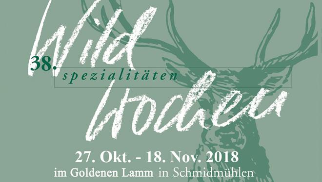 38. Wildwochen in Schmidmühlen