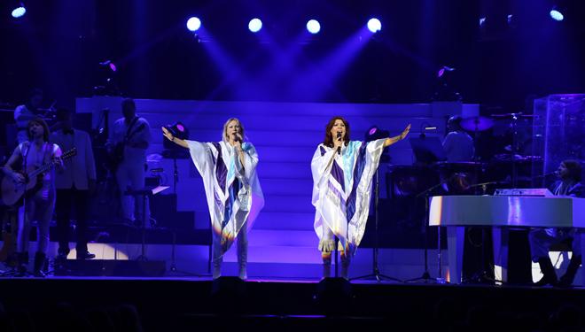 ABBAMANIA THE SHOW - die größte ABBA-Tribute-Show der Welt