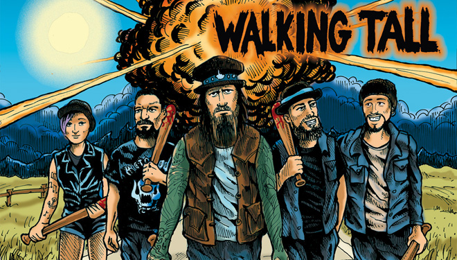 "Ski Country Trash – ""Walking Tall"""