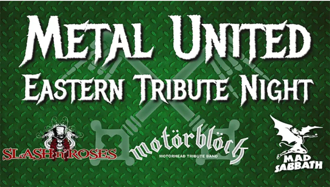 Metal United Eastern Tribute Night ...