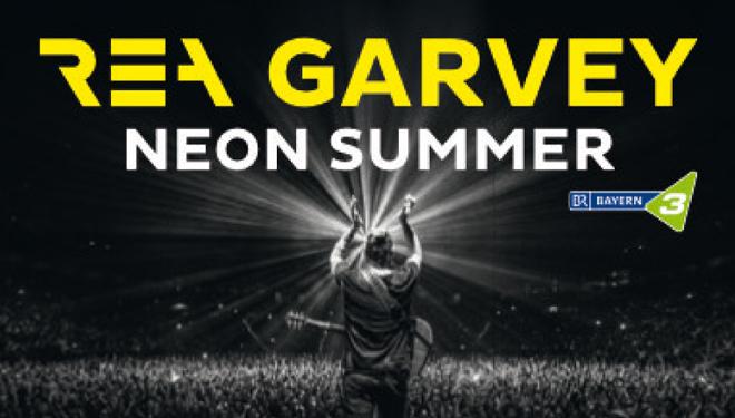 "Rea Garvey – ""Neon Summer Tour"""