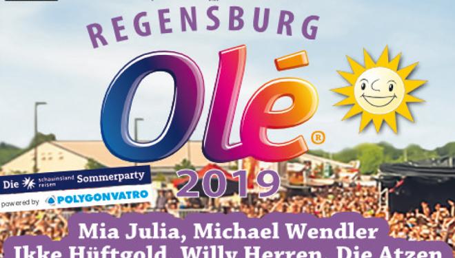 Olé-Party – Die größte Open-Air Schlager Party Deutschlands