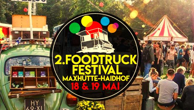 Zweites Foodtruck-Festival in Maxhütte-Haidhof