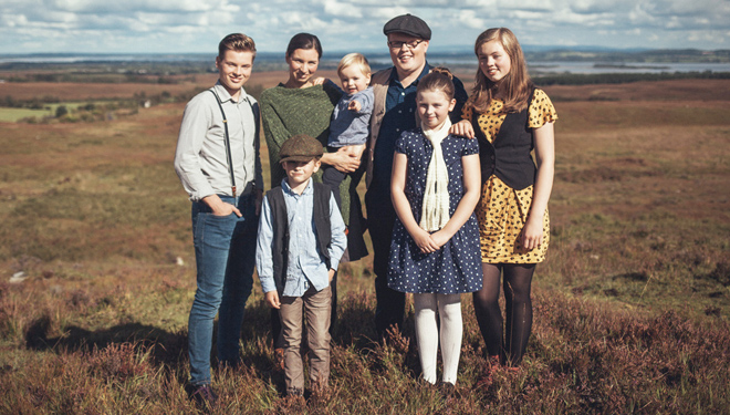 "Angelo Kelly & Family – ""Irish Summer Tour 2019"""