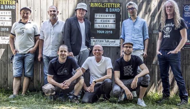 """Ringlstetter & Band """"Fürchtet euch nicht"""""""