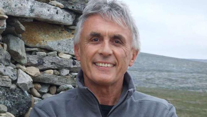Paul Fenzl stellt neuen Regensburg-Krimi vor