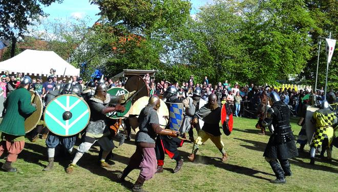 9. Mittelalterfest zu Tiubelitze