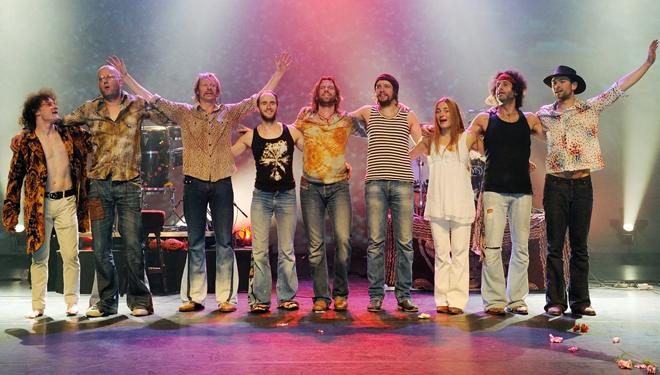 Woodstock / The Story / Das Rockmusical