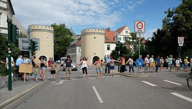 Fridays For Future Regensburg - Weltweite Großdemo