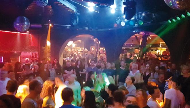 """Diskothek """"Sound"""" feiert 40. Geburtstag"""