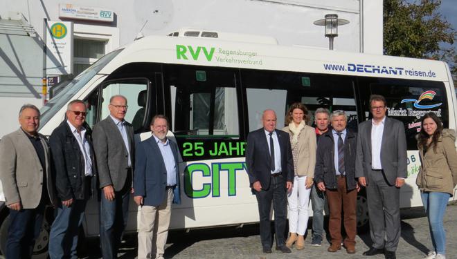 Citybus Regenstauf