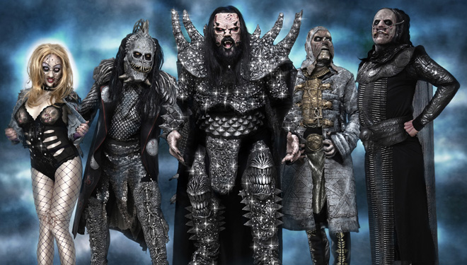 "LORDI - ""Killectour 2021"" im Airport"