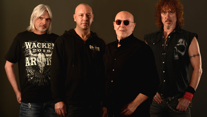 "Nazareth – ""50th Anniversary Tour"""
