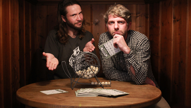 "Woidboyz – ""Der Weg ist das Spiel / Comedy Bingo"""