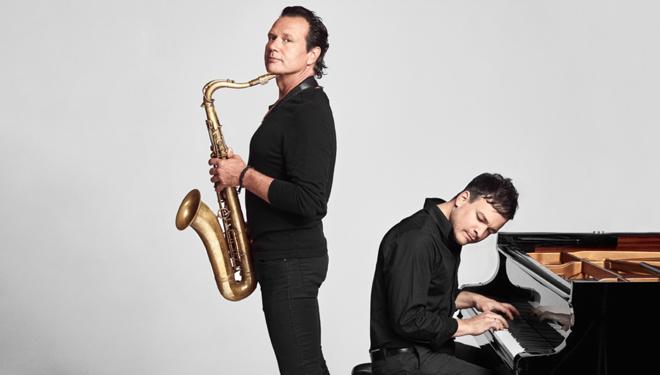 Menschheitsträume in Musik – Mulo Francel und Chris Gall in Schwandorf