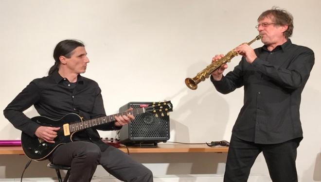 Duo GROBMEIER-KNOLL - ein Konzert der besonderen Art