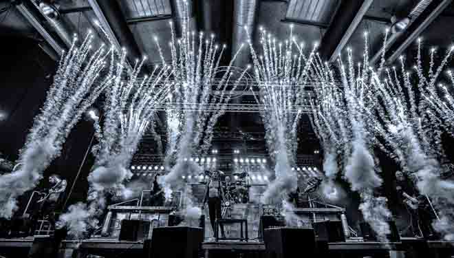 Die spektakulärste RAMMSTEIN Tribute Show