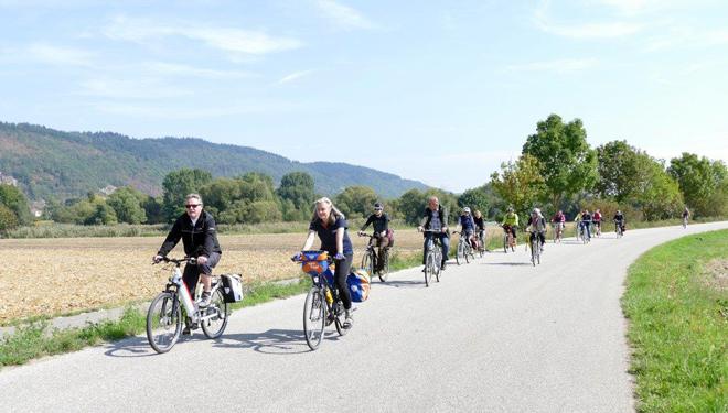Radtouren des adfc Regensburg zur Coronazeit