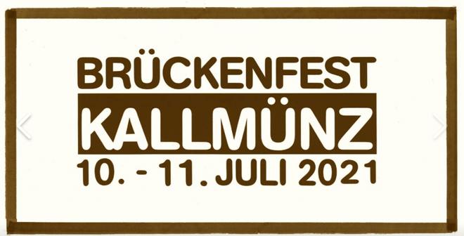 Vereine für das Brückenfest Kallmünz 2021