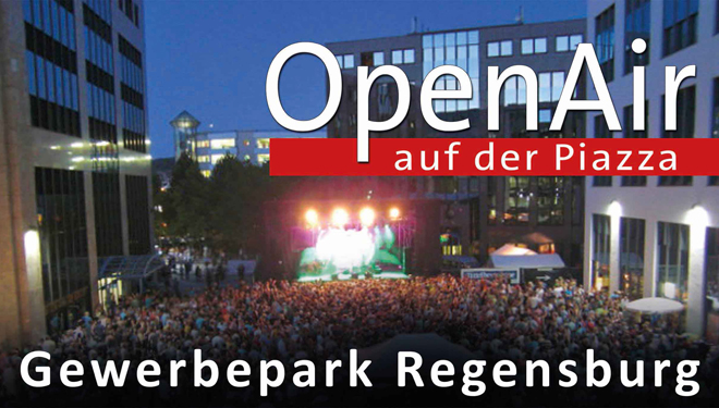 Das Piazzafestival 2021 im Gewerbepark Regensburg