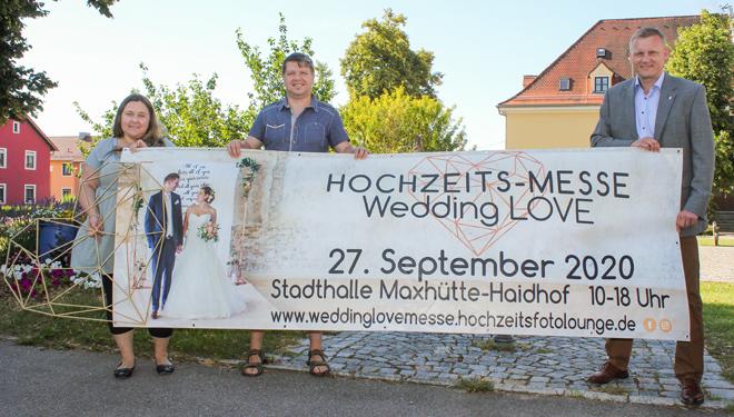 Hochzeitsmesse in der Stadthalle Maxhütte-Haidhof