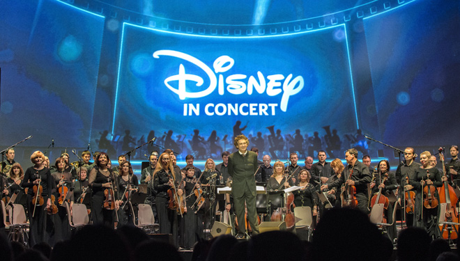 Disney in Concert - Dreams Come True