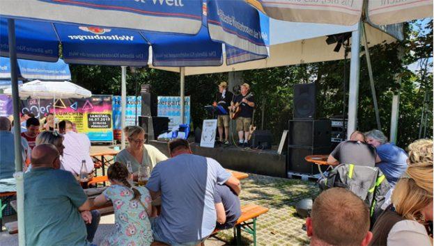 Lieder im Biergarten am VAZ-Burglengenfeld