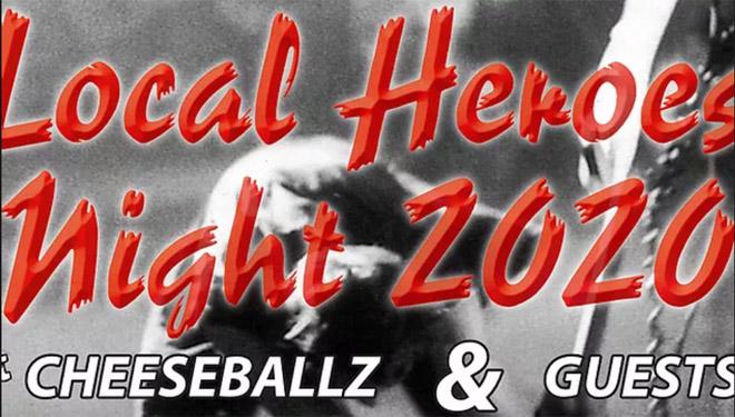 "Local Hero Night - Cheesballz & Mathias ""Lemmy"" Kiener"