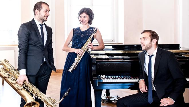 Ersatztermin für das Konzert mit Trio Étoiles
