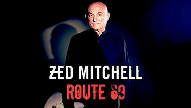Zed Mitchell & Band - Route 69