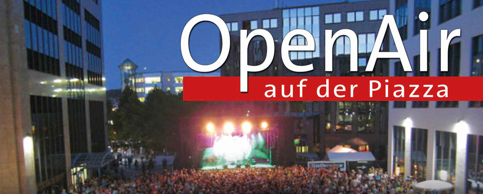 Das Piazza-Festival 2021 in Regensburg