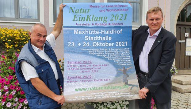 NaturEinKlang 2021 – Messe für Lebensfreude und Wohlbefinden
