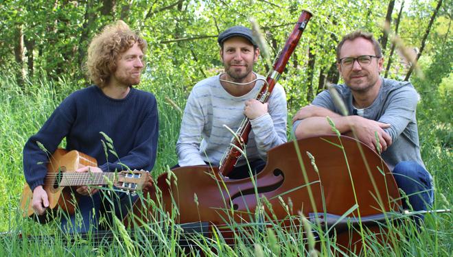 Konzert im Pirkl-Hof mit der Gruppe ADABEI